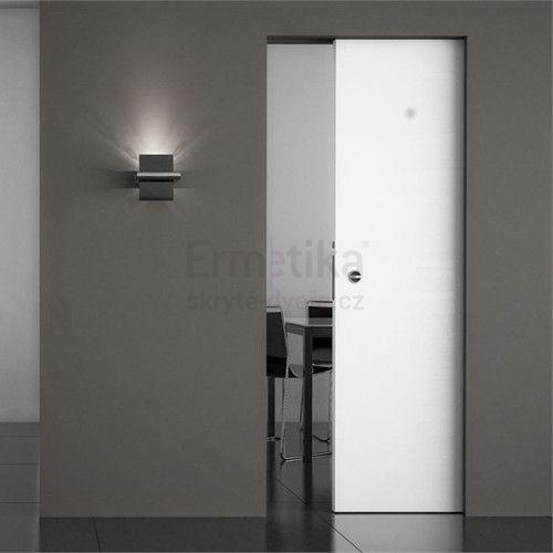 Stavební pouzdro do SDK 1025/1993/125 ABSOLUTE EVO Ermetika pro posuvné dveře 1-křídlé