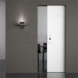 Stavební pouzdro do SDK 1025/2100/100 ABSOLUTE EVO Ermetika pro posuvné dveře 1-křídlé