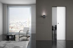 Stavební pouzdro do SDK 1025/2100/125 ABSOLUTE EVO Ermetika pro posuvné dveře 1-křídlé