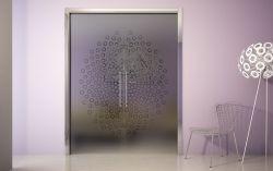 Stavební pouzdro do zdi 1650/1970/107 EVOLUTION Ermetika pro posuvné dveře dvoukřídlé