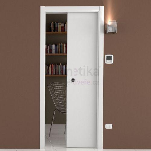 Stavební pouzdro do SDK 1000/2100/180 LUMINOX Ermetika pro posuvné dveře 1-křídlé
