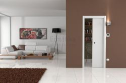 Stavební pouzdro do SDK 1200/2100/180 LUMINOX Ermetika pro posuvné dveře 1-křídlé