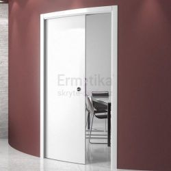 Stavební pouzdro do zdi 800/2000/125/R1200 ARKIMEDE Ermetika pro posuvné dveře 1-křídlé
