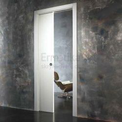 Stavební pouzdro do zdi 1000/2100/125 EVOLUTION Ermetika pro posuvné dveře jednokřídlé