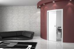 Stavební pouzdro do zdi 1000/2100/125/R1200 ARKIMEDE Ermetika pro posuvné dveře 1-křídlé