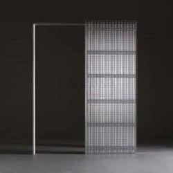 Stavební pouzdro do zdi 800/2100/107 EVOLUTION Ermetika pro posuvné dveře jednokřídlé