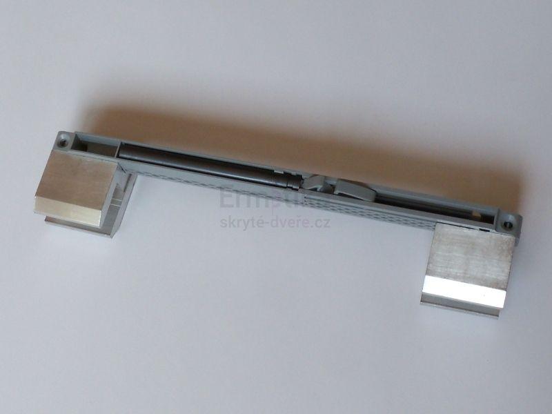 Ermetika EasyStop verze do 40kg soft dovírač - tichý doraz pro skleněné dveře