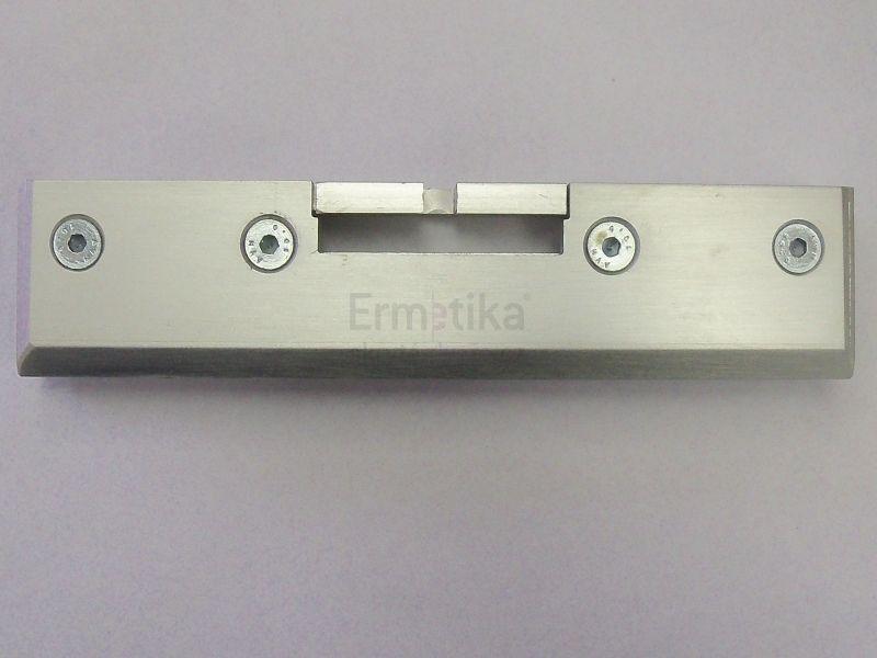 Ermetika úchyty pro posuvné skleněné dveře tl. 8-10 mm Kit, 2 držáky
